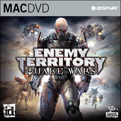Enemy Territory: Quake Wars (версия для MAC) [PC, Jewel, русская версия]