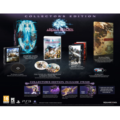 Final Fantasy XIV: A Realm Reborn. Collector's Edition [PC, английская версия]