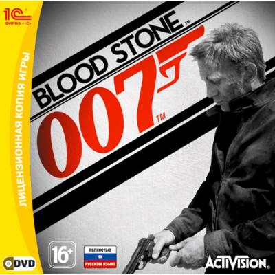 James Bond 007: Blood Stone [PC, Jewel, русская версия]