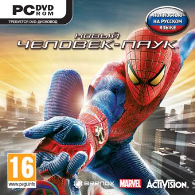 Новый Человек-паук [PC, Jewel русская версия]
