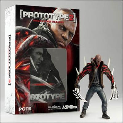 Prototype 2. Специальное издание [PC, русская версия]