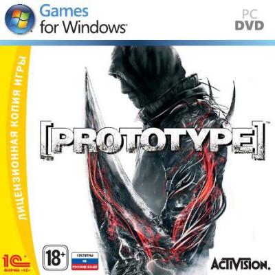 Prototype [PC, Jewel, русские субтитры]