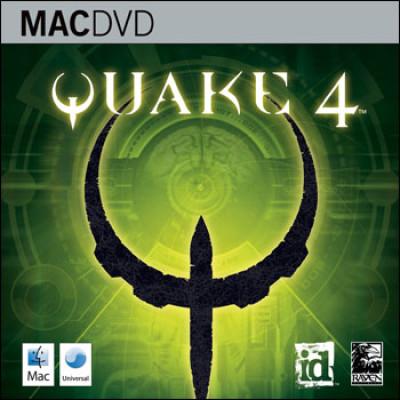 Quake 4 (версия для MAC) [PC, Jewel, английская версия]