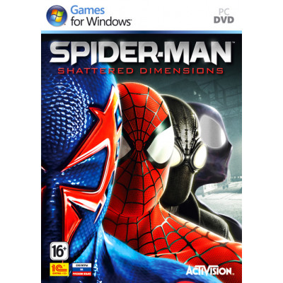 Spider-Man: Shattered Dimensions [PC, русские субтитры]
