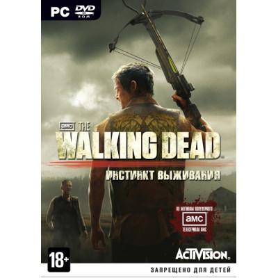 The Walking Dead: Инстинкт выживания [PC, русские субтитры]