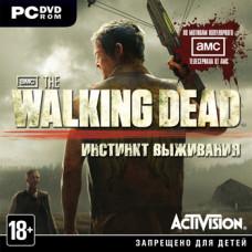 The Walking Dead: Инстинкт выживания [PC, Jewel, русские субтитры]