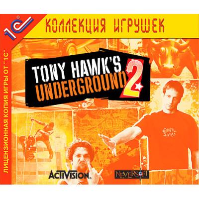 Tony Hawk's Underground 2 (1С:Коллекция игрушек) [PC, Jewel, русская версия]