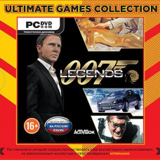 007 Legends (Ultimate Games) [PC, Jewel, русская версия]