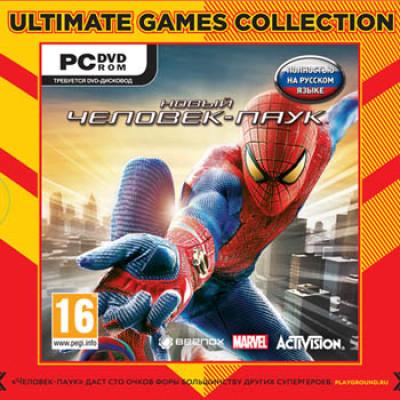 Новый Человек-паук (Ultimate Games) [PC, Jewel, русская версия]
