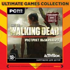 The Walking Dead: Инстинкт выживания (Ultimate Games) [PC, Jewel, русские субтитры]