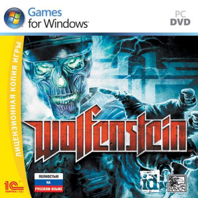 Wolfenstein [PC, Jewel, русская версия]