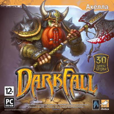 Darkfall [PC, Jewel, русская версия]