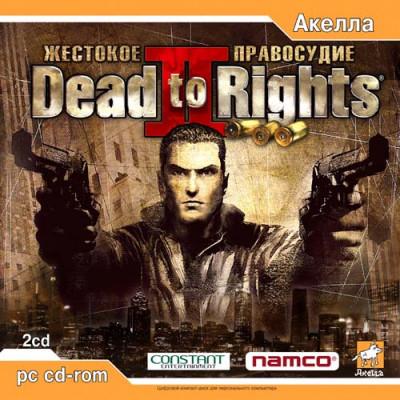 Dead to Rights 2: Жестокое Правосудие [PC, Jewel, русская версия]