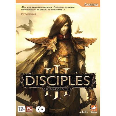 Disciples 3: Ренессанс [PC, русская версия]