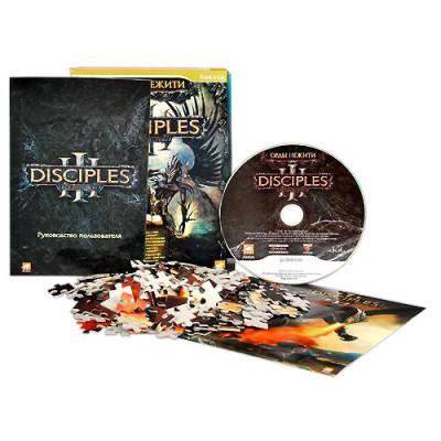 Disciples III: Resurrection - Орды Нежити. Подарочное издание [PC, русская версия]
