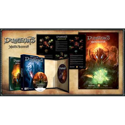 Dungeons: Хранитель Подземелий. Подарочное издание [PC, русская версия]