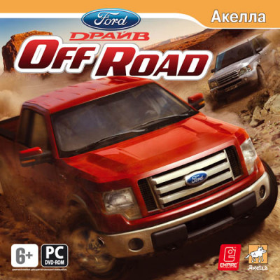 Форд Драйв: Off Road [PC, Jewel, русская версия]