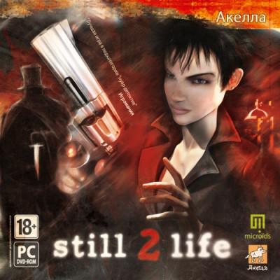 Still Life 2 [PC, Jewel, русская версия]