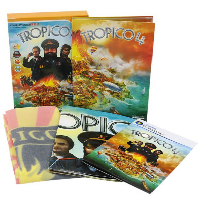 Tropico 4. Подарочное издание [PC, русская версия]