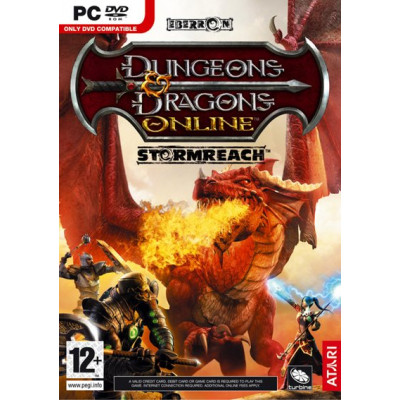 Dungeons & Dragons Online: Stormreach [PC, английская версия]