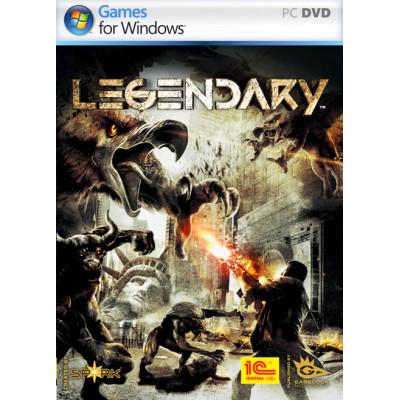Legendary [PC, английская версия]