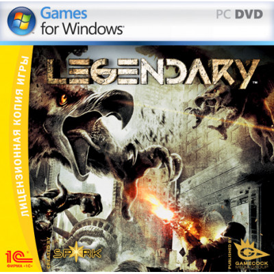 Legendary [PC, Jewel, русская версия]