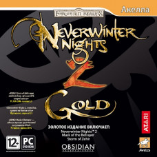 Neverwinter Nights 2. Gold [PC, Jewel, русская версия]