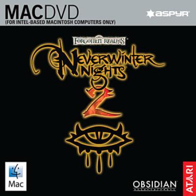 Neverwinter Nights 2 (версия для MAC) [PC, Jewel, русская версия]