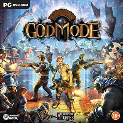 God Mode [PC, Jewel, русские субтитры]