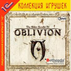 The Elder Scrolls IV: Oblivion (1С:Коллекция игрушек) [PC, Jewel, русская версия]