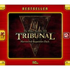 The Elder Scrolls III: Tribunal (Bestseller) [PC, Jewel, русская версия]
