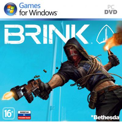 Brink [PC, Jewel, русская версия]