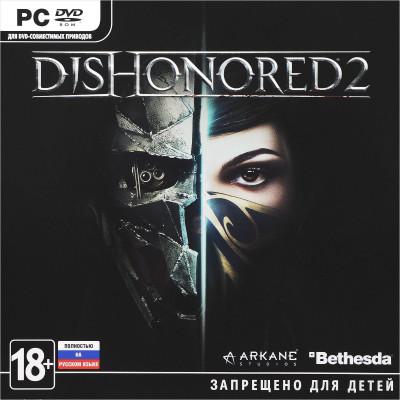 Dishonored 2 [PC, Jewel, русская версия]