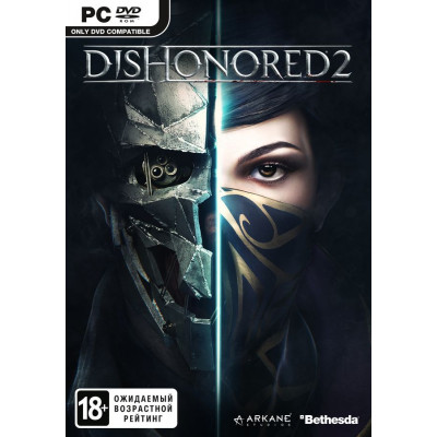 Игра для PC Dishonored 2