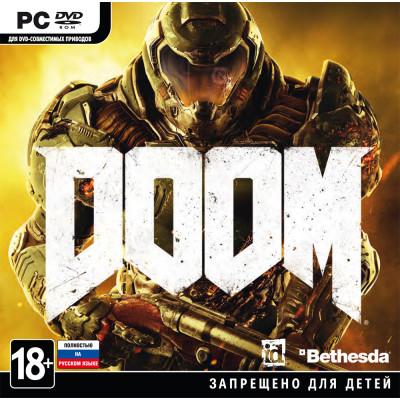 DOOM [PC, Jewel, русская версия]