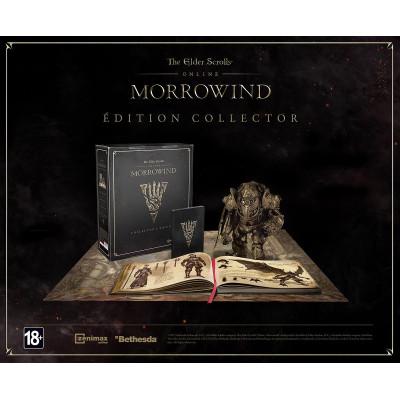 The Elder Scrolls Online: Morrowind. Коллекционное издание [РС, английская версия]