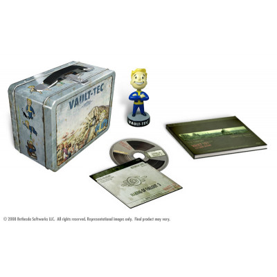Fallout 3. Collector's Edition [PC,PS3,XBOX360, американская версия]