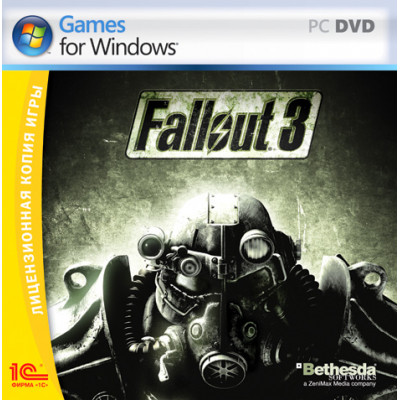Fallout 3 [PC, Jewel, русская версия]