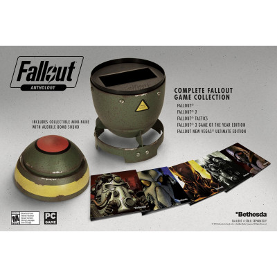 Игра для PC Fallout Anthology