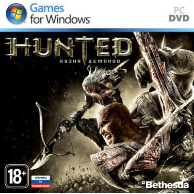 Игра для PC Hunted: Кузня демонов (русская версия)