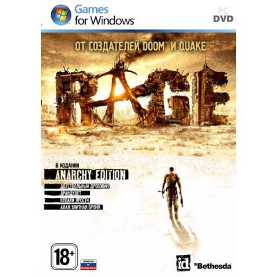 RAGE. Anarchy Edition [PC, русская версия]