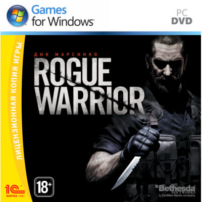 Rogue Warrior [PC, Jewel, русская версия]