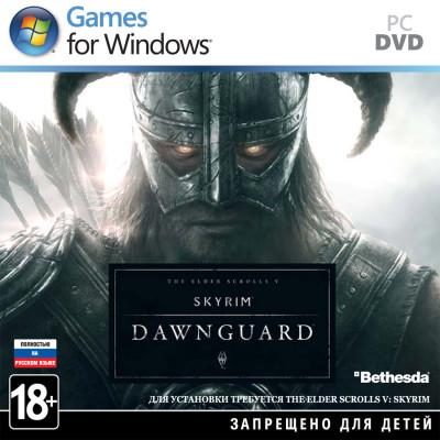 The Elder Scrolls V: Skyrim - Дополнение «Dawnguard» (код загрузки, без диска) [PC, Jewel, русская версия]