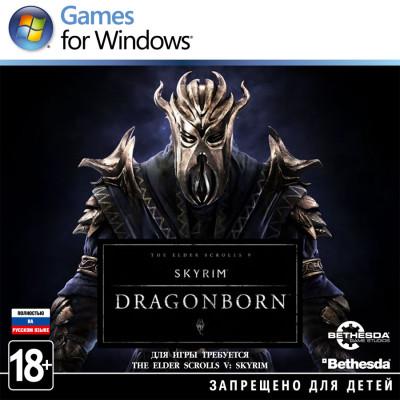 The Elder Scrolls V: Skyrim - Дополнение «Dragonborn» (код загрузки, без диска) [PC, Jewel, русская версия]