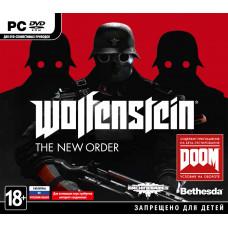 Wolfenstein: The New Order [PC, Jewel, русские субтитры]