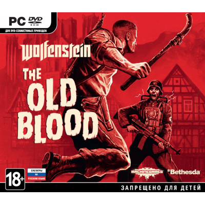 Wolfenstein: The Old Blood [PC, Jewel, русские субтитры]
