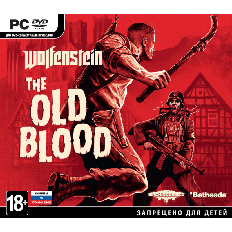 Скачать Игру Wolfenstein The Old Blood На Пк img-1