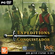 Expeditions: Conquistador [PC, Jewel, русские субтитры]