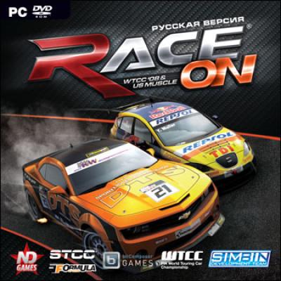 Race on [PC, Jewel, русская версия]