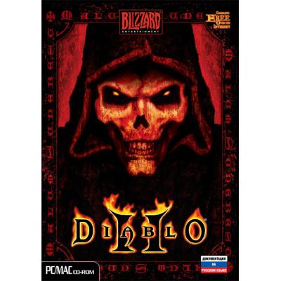 Diablo II [PC, русская документация]